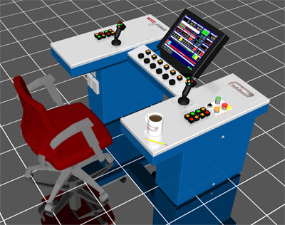 PMC 3D Machine Control Image